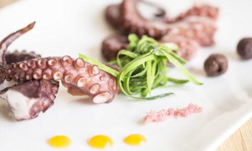 Polpo - Ristorante di pesce fresco, piatti della tradizione con un tocco di innovazione dell0 Chef Rocco Di Marzo