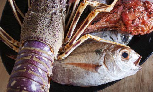 Pesce Fresco al Ristorante StraVento di Trapani