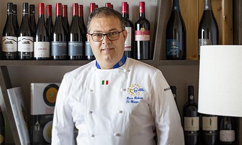 Chef Rocco Di Marzo - Ristorante StraVento, Trapani